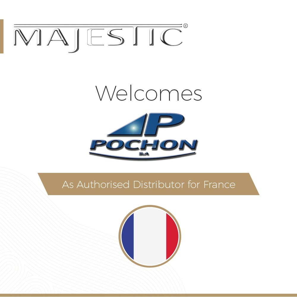 Majestic Electronics supplier of 12 Volt LED TVs are now distributed by Pochon in France
